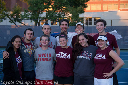 Loyola University Chicago 2014 Team Photo