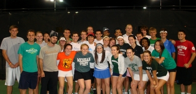 Michigan State University Team (400)