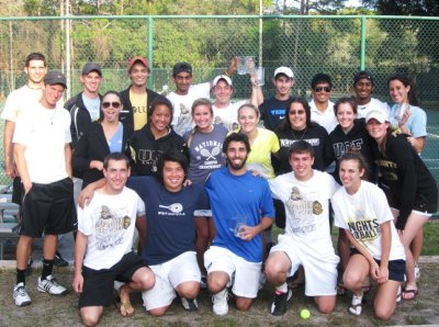 University of Central Florida 2012 Team Photo