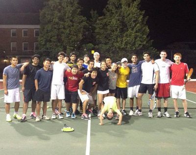 University of Maryland College Park Team Photo 2014
