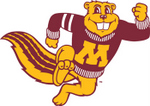 University of Minnesota - Twin Cities Mascot (150)