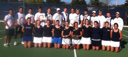 University of New Hampshire 2012 Team Photo