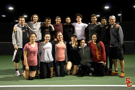 University of Southern California 2015 Team Photo