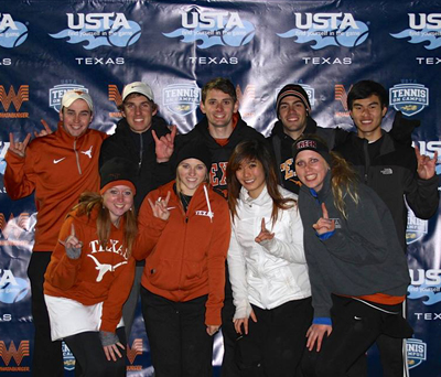 University of Texas at Austin 2015 Team Photo