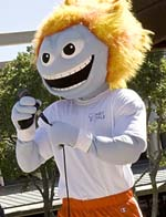 University of Texas at Dallas 2013 Mascot