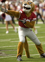 Washington State University 2013 Mascot