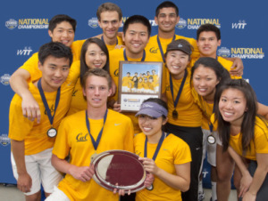 UC Berkeley 2012 Champs for Events Page
