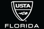 USTA Florida Section Logo BW