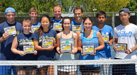 2014 Spring Invitational Champs UCLA