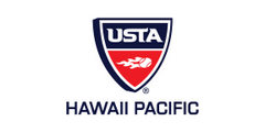 USTA Hawaii Pacific Logo