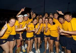 UC-Berkeley Club Tennis Team, 2010 USTA National Campus Champions (300)