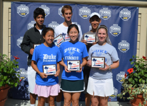 2011 Fall Invitational Runner Up Duke