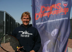 Andra Yanchenko - Lone Star College - Cy-Fair Club Tennis Team