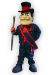 Duquesne University Club Tennis Team Mascot (150)
