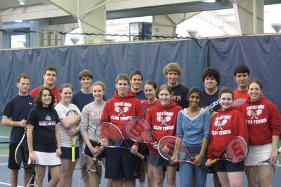 Duquesne University Club Tennis Team (400)