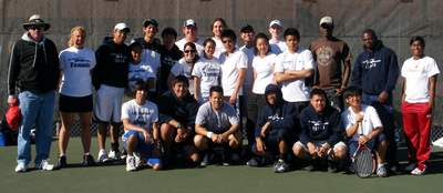 Lone Star College - Cy-Fair Club Tennis Team