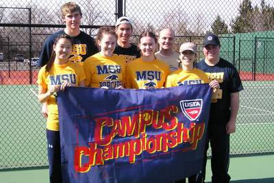 Montana State University Club Tennis Team