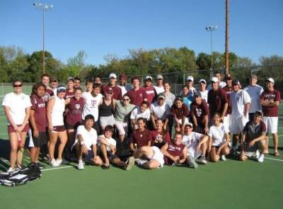 Texas A & M University 2011 Team Photo