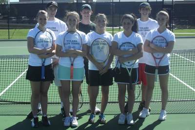 Tulane University Club Tennis Team
