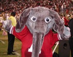 University of Alabama Mascot (150)