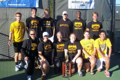 University of Iowa Club Tennis Team (400)