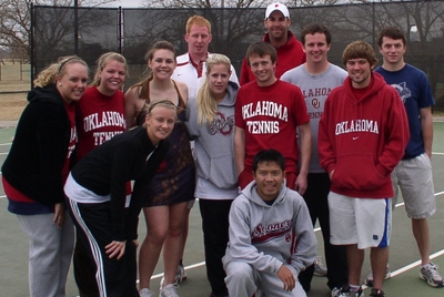 University of Oklahoma Team (400)