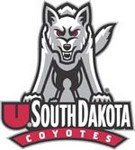 University of South Dakota Mascot (150)