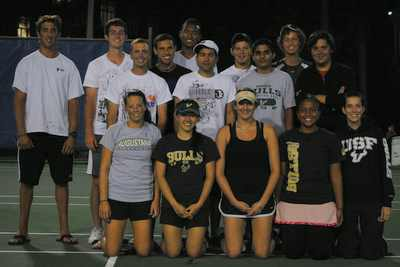 University of South Florida Club Tennis Team