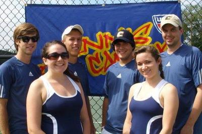 University of Tennessee - Chattanooga Club Tennis Team (400)
