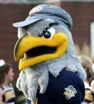 University of Tennessee - Chattanooga Mascot (150)