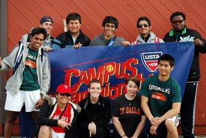 University of Texas at Dallas Club Tennis Team