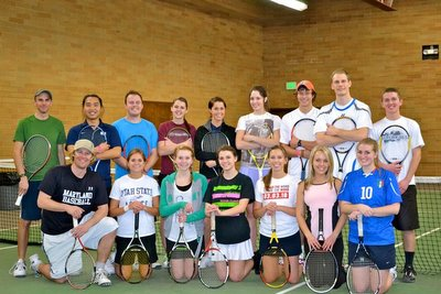 Utah State University Club Tennis Team (400)