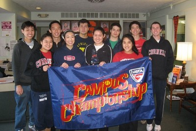 Cornell University Campus Championship - Eastern Champions (400)