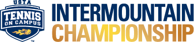 USTA Tennis On Campus Intermountain Championship logo
