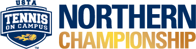 USTA Tennis On Campus Northern Championship logo
