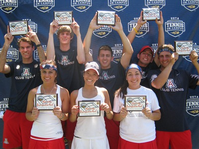 University of Arizona - 2012 Spring Invite Champs