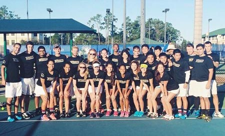 University of Central Florida Team Photo