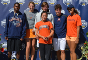 University of Virginia Fall Invite for Events Page