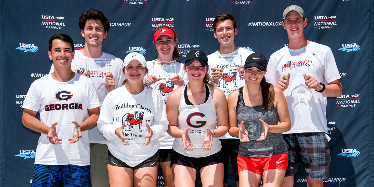 2019 Spring Invitational Winner Georgia 1200x600